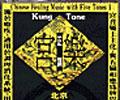 Five Tones Healing Music, Kung Tone: Cassette