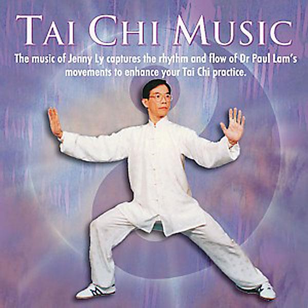Tai Chi Music CD