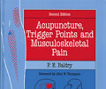 Acupuncture, Trigger Points and Musculoskeletal Pain