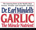 Dr. Earl Mindell's Garlic: The Miracle Nutrient