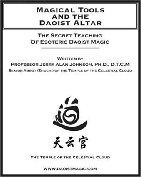 Magical Tools and the Daoist Altar