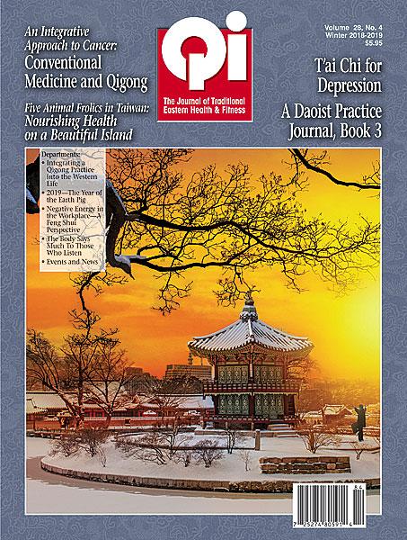 Vol. 28, No. 4: Winter 2018-2019  Qi Journal (online Digital edition)