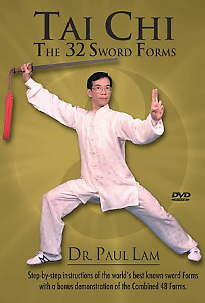 Tai Chi: The 32 Sword Forms