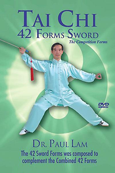 Tai Chi 42 Forms Sword