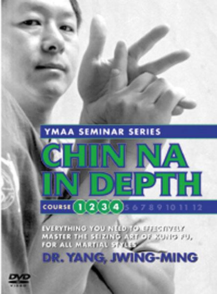 Chin Na In Depth DVD