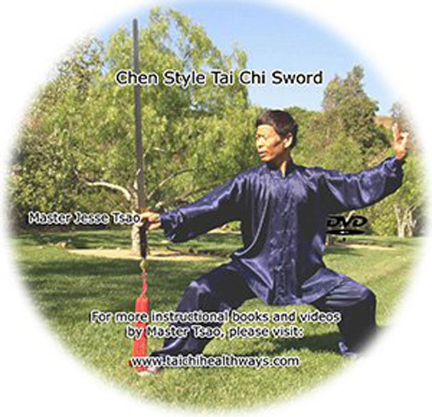Traditional Chen Style Tai Chi Sword