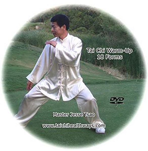 Tai Chi Warm-Up 18 Forms