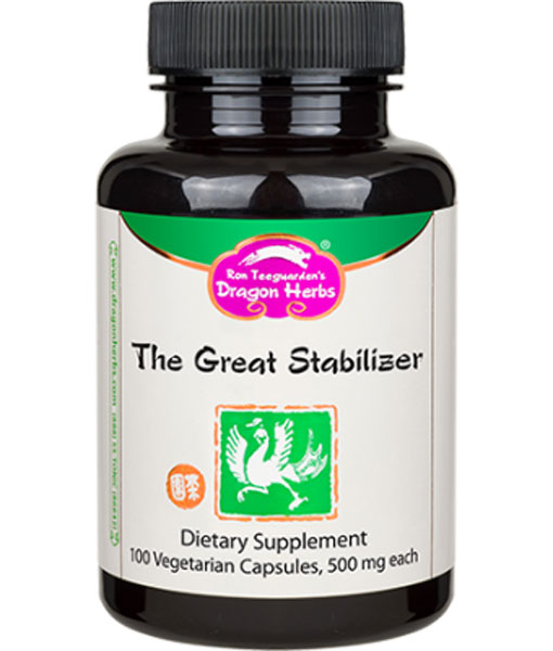 The Great Stabilizer aka Bupleurum and Dragon Bone