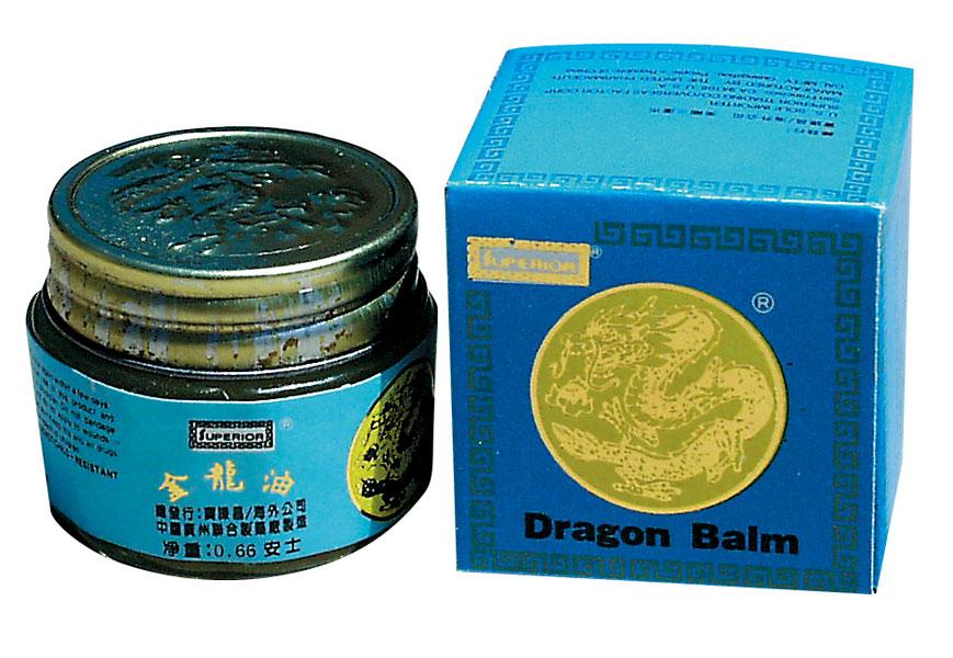 White Dragon Balm Analgesic