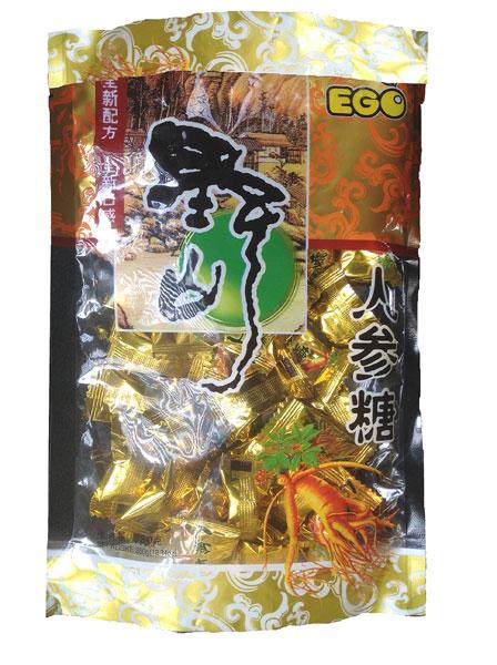 Ginseng Candy - 12.3 ounces (100 pieces)
