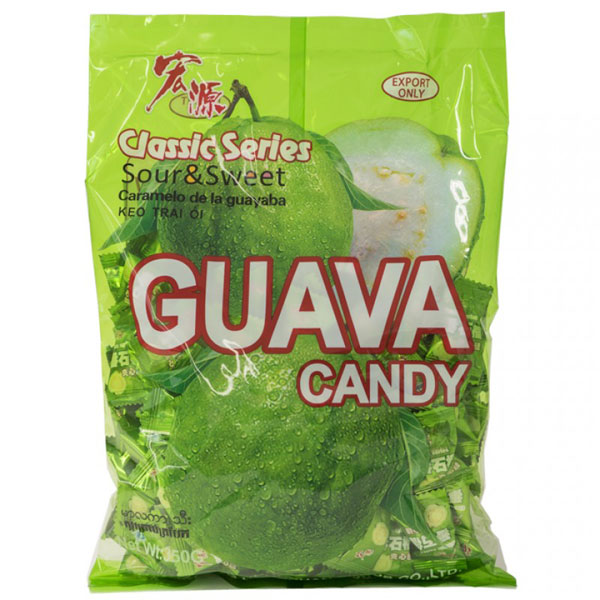 Guava Candy - 12.3 ounces (130 pieces)
