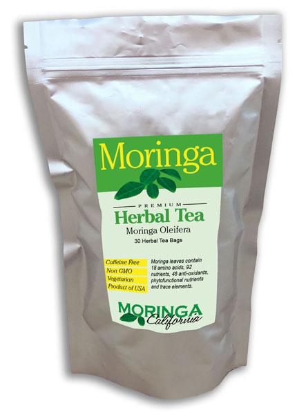 Moringa Tea (30 herbal bags)