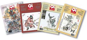 2002 Qi Journal bundle