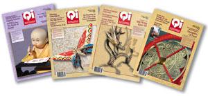 2004 Qi Journal bundle