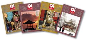 2009 Qi Journal bundle