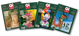 2011 Qi Journal bundle