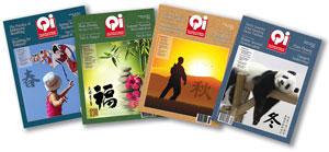 2013 Qi Journal bundle