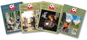 2016 Qi Journal bundle
