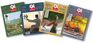 2018 Qi Journal bundle