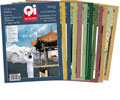 Qi Journal Domestic Subscription: 3 year (starts with next issue)
