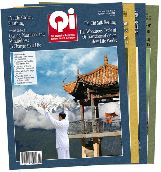 Qi Journal Domestic Subscription: 1 year (starts with current issue)