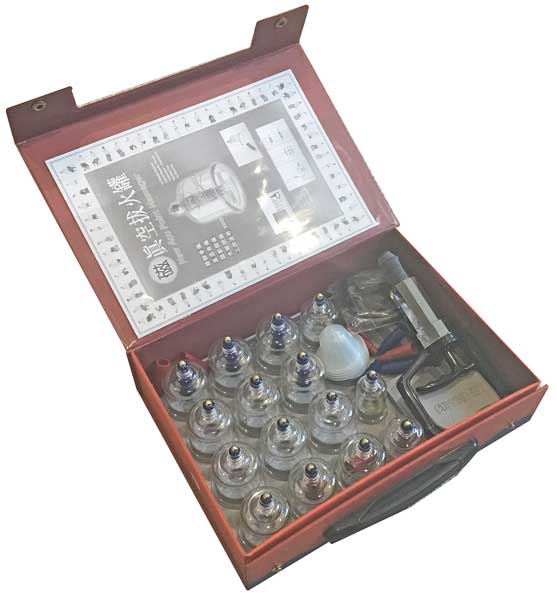 17 Piece Acu-Mag Magnetic Cup Set