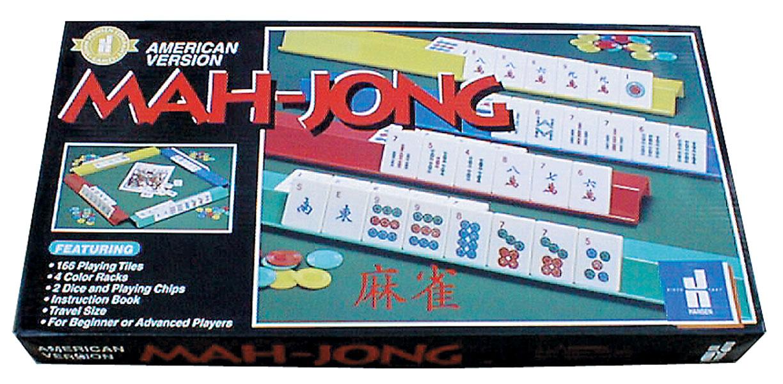 Travel Mah Jong Set
