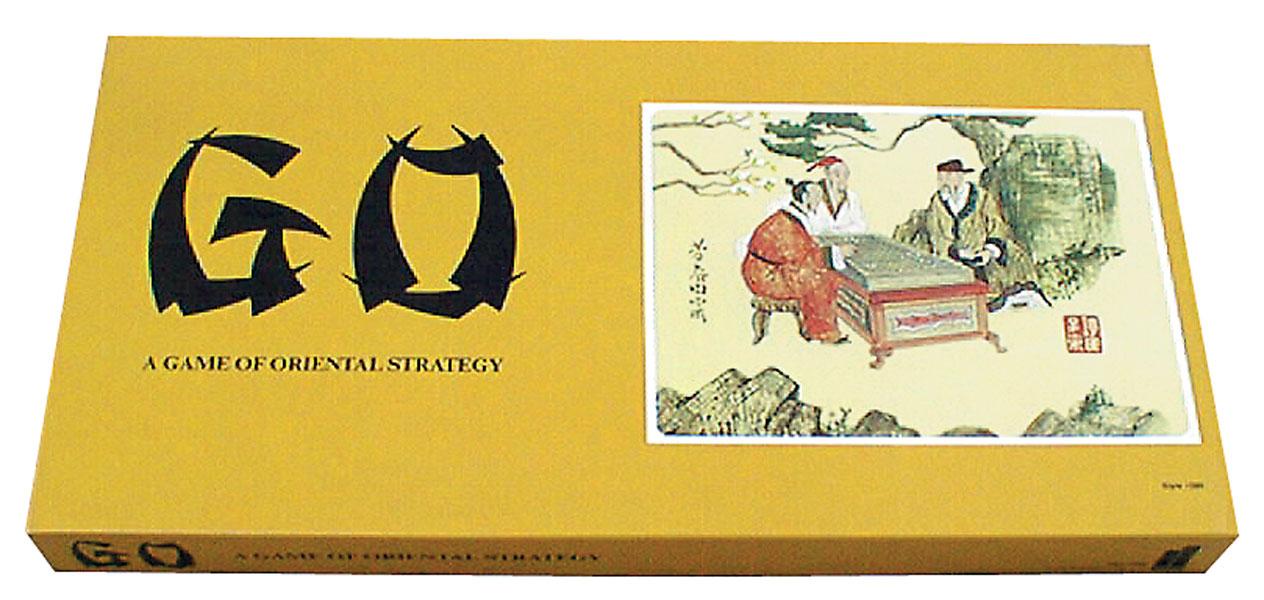 Wei Qi (Go) Game