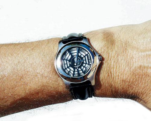 TenChi Watch: Trigram