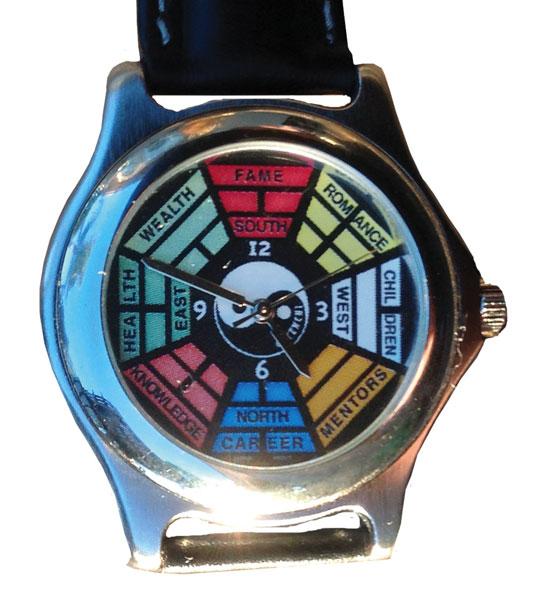 TenChi Watch: Qi Cycle