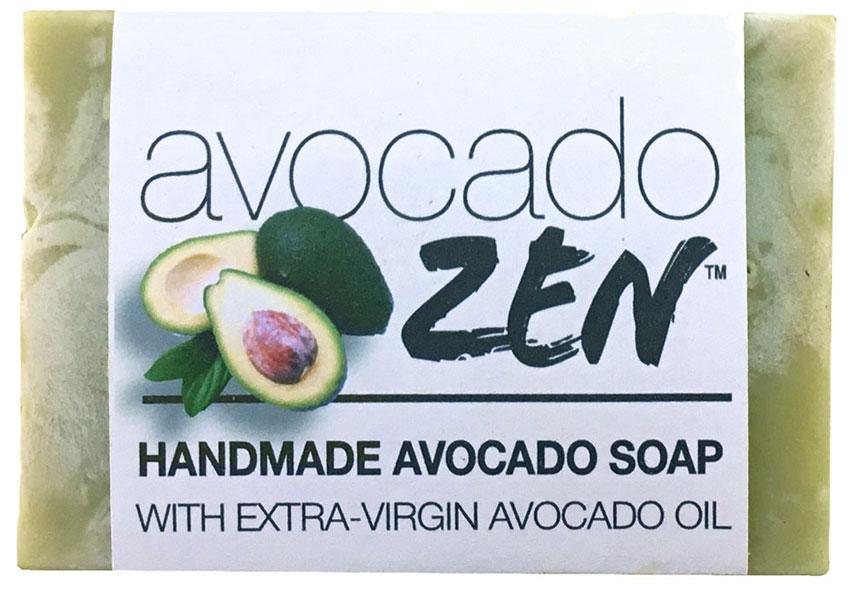 Handmade Avocado Soap (3 pack)