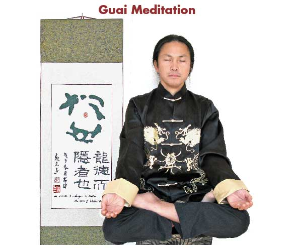 Dragon and Guai (Meditation)
