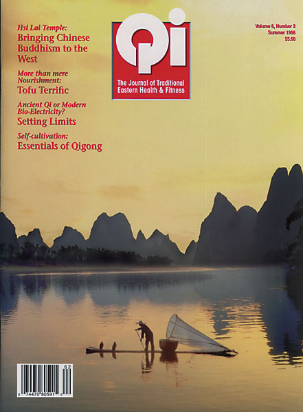 Vol. 6, No. 2: Summer 1996