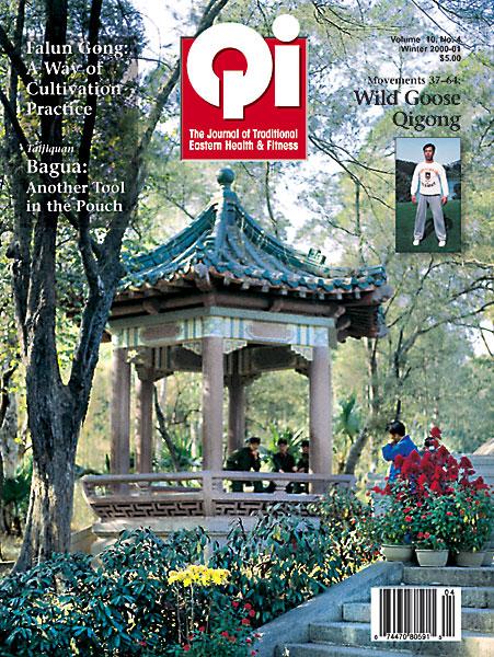 Vol. 10, No. 4: Winter 2000-2001