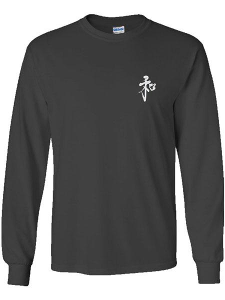 """Harmony"" Calligraphy T-Shirt (Long Sleeve)"